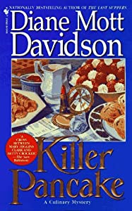 "Cover of ""Killer Pancake (Goldy Culinary ..."
