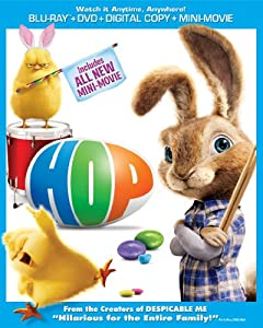 Hop Blu-ray Combo Pack Blu-raydvddigital Copy from Universal Pictures
