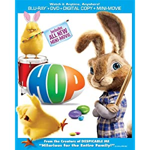 Hop Blu-ray Combo Pack (Blu-ray+DVD+Digital Copy+UltraViolet)