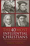 img - for The 40 Most Influential Christians . . . Who Shaped What We Believe Today book / textbook / text book