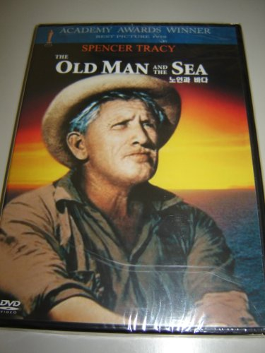 The Old Man and the Sea (1958) / REGION FREE NTSC DVD / Audio: English / Subtitles: English, Korean / Actors: Spencer Tracy, Felipe Pazos, Harry Bellaver, Don Diamond, Don Blackman / Directors: Fred Zinnemann, Henry King, John Sturges / 100 minutes