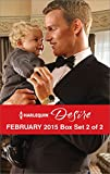 Harlequin Desire February 2015 - Box Set 2 of 2: The Blackstone Heir\Her Forbidden Cowboy\The Texans Royal M.D.