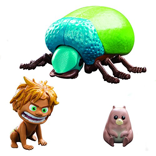 The Good Dinosaur Small Figure, Spot and Beetle