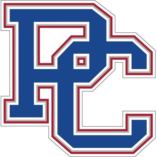 Presbyterian College Super Large Magnet 'Pc' back-561708