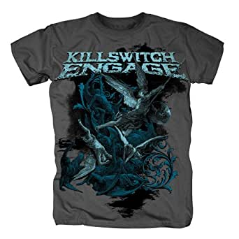 Killswitch Engage T-Shirt - Battle (S)