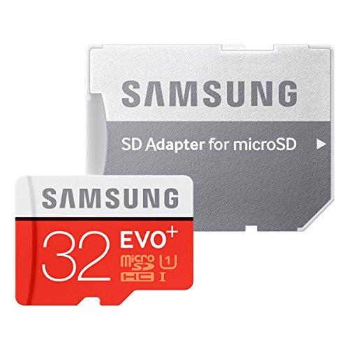 Samsung Evo+ con adattatore SD