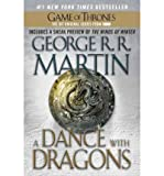 Game of Thrones 5-copy boxed set (George R. R. Martin Song of Ice and Fire series): A Game of Thrones, A Clash of Kings, A Storm of Swords, A Feast for Crows, and  A Dance with Dragons