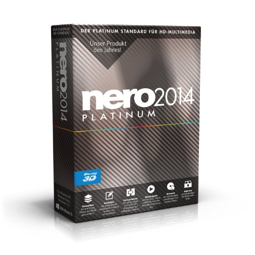 Nero 2014 Platinum [import allemand]