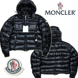 モンクレール MONCLER ダウンジャケット メンズ FEDOR BLACK 並行輸入
