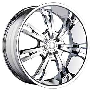 Mazzi Invasion 395 Black Wheel with Machined Lip (18x7.5