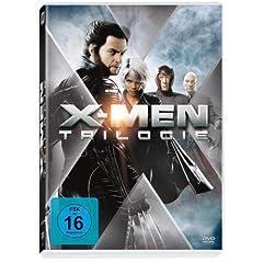 X-Men Trilogie