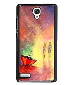 Printvisa 2D Printed Designer back case cover for Xiaomi Redmi Note 4 / 4G - D4351