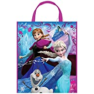 Large Plastic Disney Frozen Favor Bag…