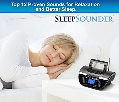 nature sounds machine for sleeping