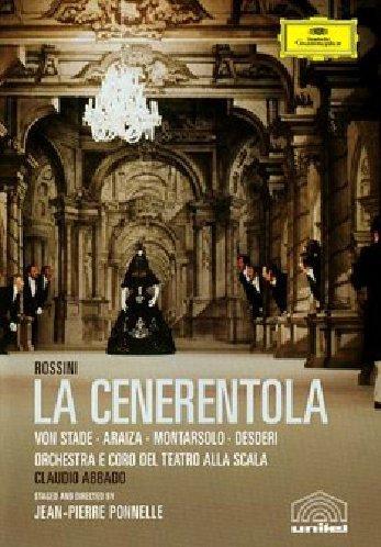 La Cenerentola/Von Stade (Abbado) - Rossini  - DVD