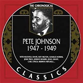 Pete Johnson : 1947-1949