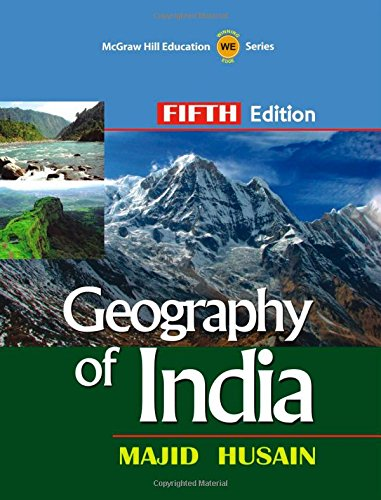 Geography of India Image