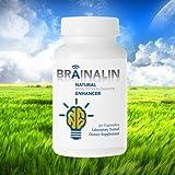 Vitaminas Para El Cerebro Y La Memoria - Mejore Su Memoria Y Doble Su Concentración - 100% Garantizado