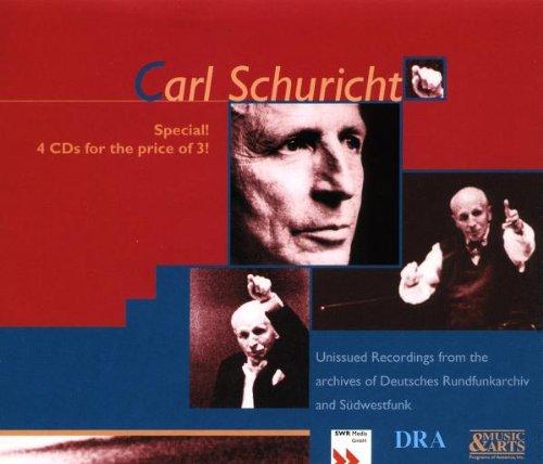 Carl Schuricht: Unissued Broadcast Recordings