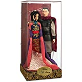 Disney -Mulan and Li Shang Doll Set - Disney Fairytale Designer Collection - NEW