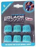 Goldblatt G15855 Blade Runner Replacement Blades, 6- Pack