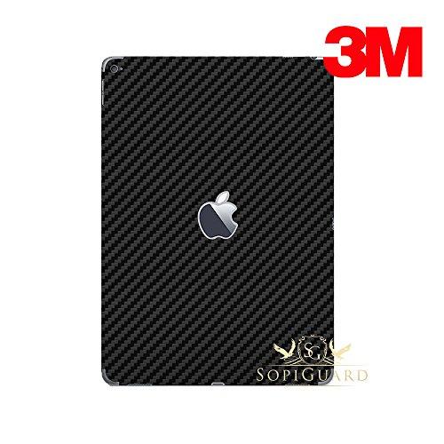 SopiGuard 3M 1080 Carbon Fiber Vinyl Skin Back Panel for Apple iPad Pro 12.9 (3m Carbon Vinyl compare prices)