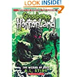 The Goosebumps HorrorLand #17: The Wizard of Ooze