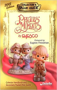 Precious moments r collectors value guide paperback february 10