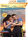 Burning Ambition (The Texas Firefighters)