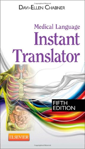 Medical Language Instant Translator, 5e