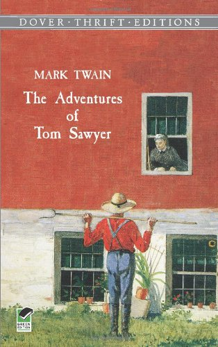 Adventures of Tom Sawyer Book