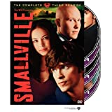 Smallville: The Complete Third Seasonby Tom Welling