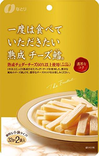 なとり GP熟成チーズ鱈 64g