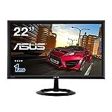 ASUS Gamingモニター 21.5型フルHDディスプレイ( 応答速度1ms / HDMI×2,D-sub×1 / スピーカー内臓 / 3年保証 ) VX228H ランキングお取り寄せ