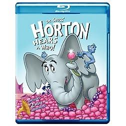 Horton Hears a Who [Blu-ray]