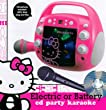 hello kitty karaoke system