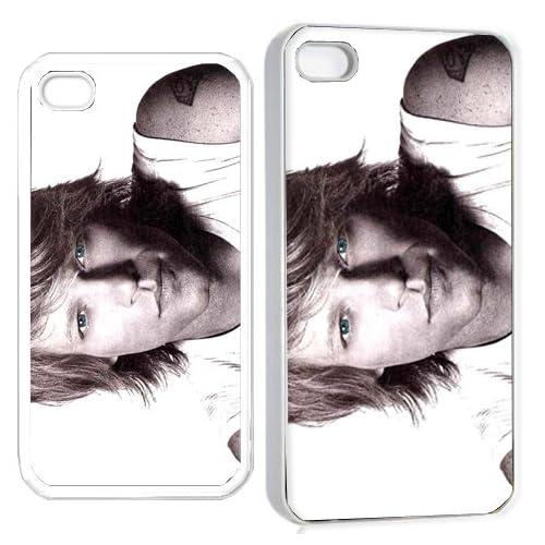 bon jovi v5 iPhone Hard Case 4s White Cell Phones