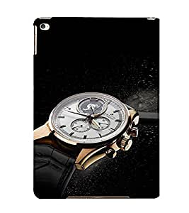 Ebby Premium Printed Back Case Cover With Full protection For Apple iPad Air 2 (Designer Case)
