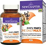 New Chapter Every Mans One Daily Multivitamin, 72 Tablets
