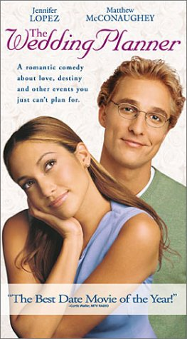 The Wedding Planner [VHS]
