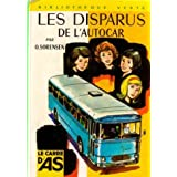 Les disparus de l'autocar : Série : Le carré d'As : Collection : Bibliothèque verte cartonnée & illustrée : Illustration...