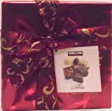 Kirkland Signature Assorted Belgian Chocolates in Red Gift Box with Red and Gold Bow