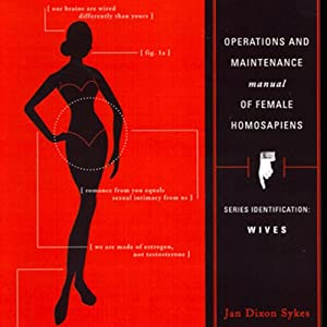 Operations and Maintenance Manual of Female Homosapiens Audiobook