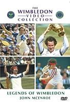 Wimbledon Legends - John Mcenroe