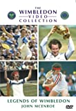 Legends Of Wimbledon: John Mcenroe [DVD]