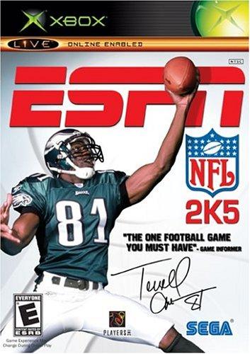 ESPN NFL 2K5 - Xbox (Espn Football Xbox compare prices)