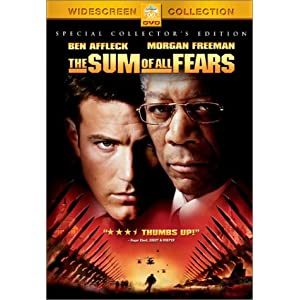 The Sum of All Fears (Special Collector's Edition) (2002)