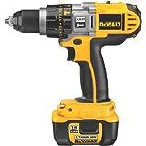 "Dewalt DCD970KL 18V Cordless XRP Li-Ion 1/2"" Hammer Drill Kit"