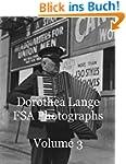 Dorothea Lange FSA Photographs Volume...