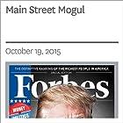 Main Street Mogul (       ungekürzt) von Abram Brown Gesprochen von: Daniel May